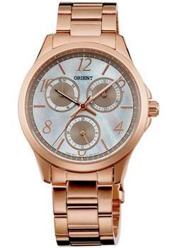 Японские наручные  женские часы Orient SX09001W. Коллекция Fashionable Quartz