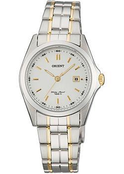 Японские наручные  женские часы Orient SZ3A003W. Коллекция Dressy Elegant Ladies