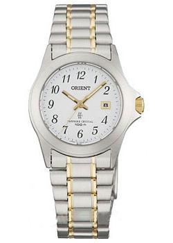 Японские наручные  женские часы Orient SZ3G004W. Коллекция Dressy Elegant Ladies от Bestwatch.ru