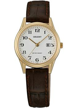 Японские наручные  женские часы Orient SZ3J004W. Коллекция Dressy Elegant Ladies