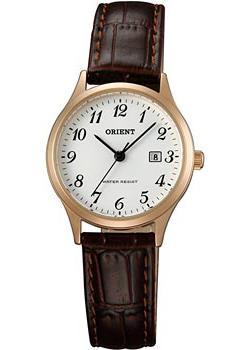 Японские наручные  женские часы Orient SZ3N007W. Коллекция Dressy Elegant Ladies