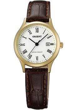 Японские наручные  женские часы Orient SZ3N009W. Коллекция Dressy Elegant Ladies