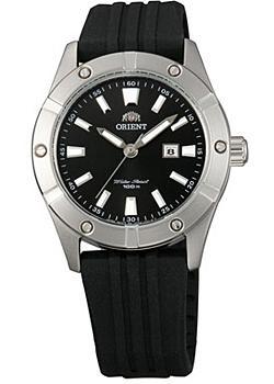 Японские наручные  женские часы Orient SZ3X005B. Коллекция Sporty Quartz