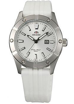 Японские наручные  женские часы Orient SZ3X006W. Коллекция Sporty Quartz