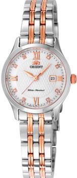 Японские наручные  женские часы Orient SZ43001W. Коллекция Fashionable Quartz