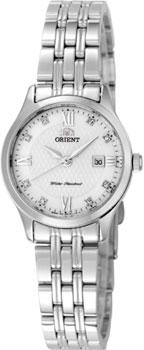 Японские наручные  женские часы Orient SZ43003W. Коллекция Fashionable Quartz