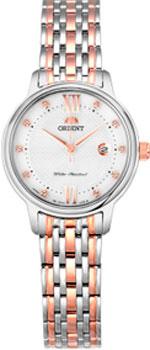 Японские наручные  женские часы Orient SZ45001W. Коллекция Fashionable Quartz