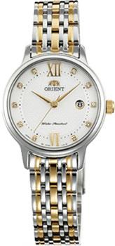 Японские наручные  женские часы Orient SZ45002W. Коллекция Fashionable Quartz