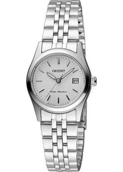 Японские наручные  женские часы Orient SZ46003W. Коллекция Fashionable Quartz