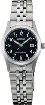 Японские наручные  женские часы Orient SZ46006B. Коллекция Fashionable Quartz