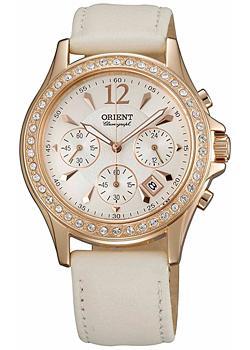 Японские наручные  женские часы Orient TW00002W. Коллекция Fashionable Quartz