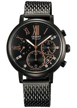 Японские наручные  женские часы Orient TW02001B. Коллекция Fashionable Quartz