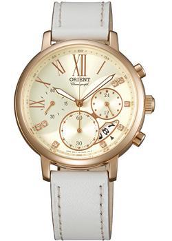 Японские наручные  женские часы Orient TW02003S. Коллекция Fashionable Quartz