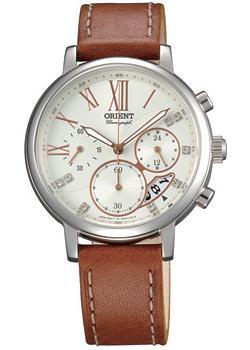Японские наручные  женские часы Orient TW02005W. Коллекция Fashionable Quartz