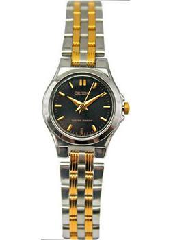 Японские наручные  женские часы Orient UB4800EB. Коллекция Quartz Standart