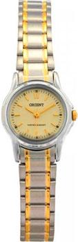 Японские наручные  женские часы Orient UB5C00MC. Коллекция Quartz Standart
