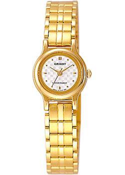 Японские наручные  женские часы Orient UB5K003W. Коллекция Classic Design