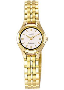 Японские наручные  женские часы Orient UB61003W. Коллекция Classic Design