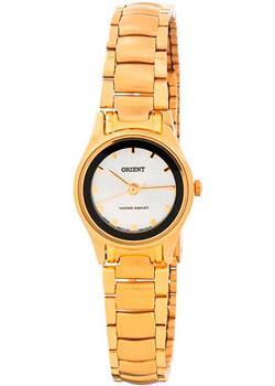 Японские наручные  женские часы Orient UB6200GW. Коллекция Quartz Standart