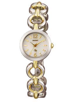 Японские наручные  женские часы Orient UB8R002W. Коллекция Lady Rose