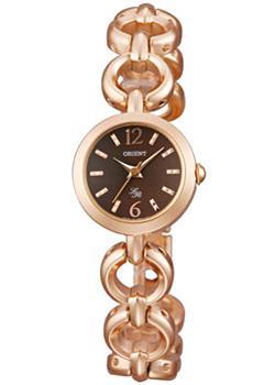 Японские наручные  женские часы Orient UB8R003T. Коллекция Lady Rose