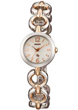 Японские наручные  женские часы Orient UB8R005W. Коллекция Lady Rose