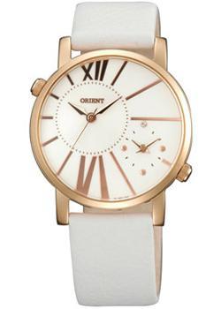Японские наручные  женские часы Orient UB8Y001W. Коллекция Fashionable Quartz