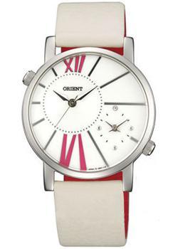Японские наручные  женские часы Orient UB8Y004W. Коллекция Fashionable Quartz