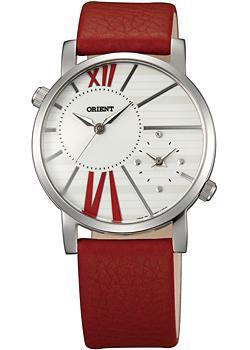 Японские наручные  женские часы Orient UB8Y007W. Коллекция Fashionable Quartz