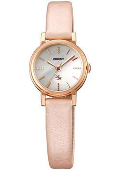 Японские наручные  женские часы Orient UB91002W. Коллекция Lady Rose