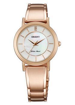 Японские наручные  женские часы Orient UB96003W. Коллекция Dressy Elegant Ladies