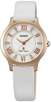 Японские наручные  женские часы Orient UB9B002W. Коллекция Dressy Elegant Ladies
