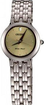 Японские наручные  женские часы Orient UB9C006C. Коллекция Fashionable Quartz
