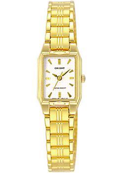 Японские наручные  женские часы Orient UBLZ001W. Коллекция Classic Design