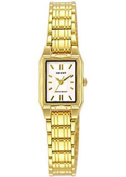 Японские наручные  женские часы Orient UBLZ003W. Коллекция Classic Design
