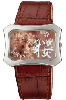 Японские наручные  женские часы Orient UBSQ001Z. Коллекция Dressy Elegant Ladies