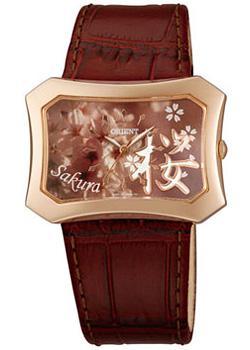 Японские наручные  женские часы Orient UBSQ003Z. Коллекция Dressy Elegant Ladies