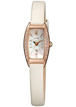 Японские наручные  женские часы Orient UBTS004W. Коллекция Lady Rose