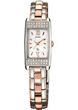 Японские наручные  женские часы Orient UBTY005W. Коллекция Lady Rose