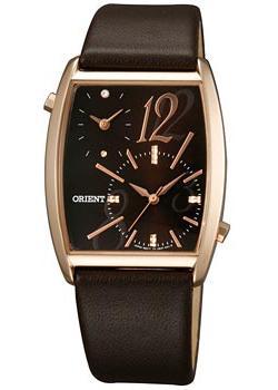 Японские наручные  женские часы Orient UBUF002T. Коллекция Fashionable Quartz