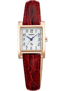 Японские наручные  женские часы Orient UBUL003W. Коллекция Dressy Elegant Ladies