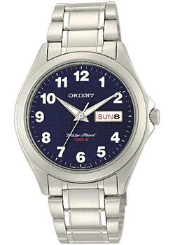 Японские наручные мужские часы Orient UG0Q008D. Коллекция Dressy Elegant Gent's фото