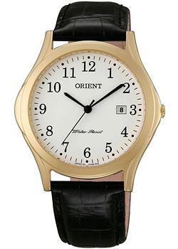 Японские наручные  мужские часы Orient UNA9001W. Коллекция Basic Quartz
