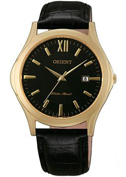 Японские наручные  мужские часы Orient UNA9002B. Коллекция Basic Quartz