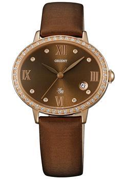 Японские наручные  женские часы Orient UNEK001T. Коллекция Lady Rose