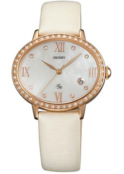 Японские наручные  женские часы Orient UNEK002W. Коллекция Lady Rose
