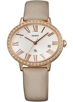 Японские наручные  женские часы Orient UNEK003W. Коллекция Lady Rose
