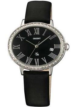 Японские наручные  женские часы Orient UNEK006B. Коллекция Lady Rose