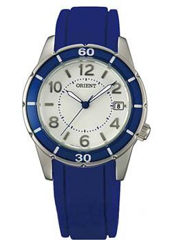 Японские наручные  женские часы Orient UNF0003W. Коллекция Sporty Quartz