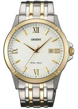 Японские наручные мужские часы Orient UNF4002W. Коллекция Dressy Elegant Gent's фото